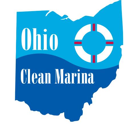 Ohio Clean Marina logo