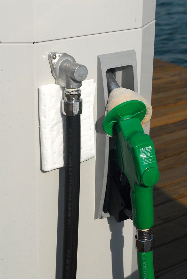 Petroleum Fuel pads collar