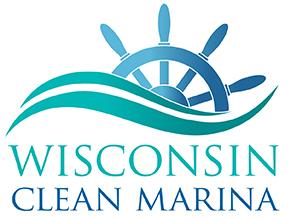 Wisconsin Clean Marina logo