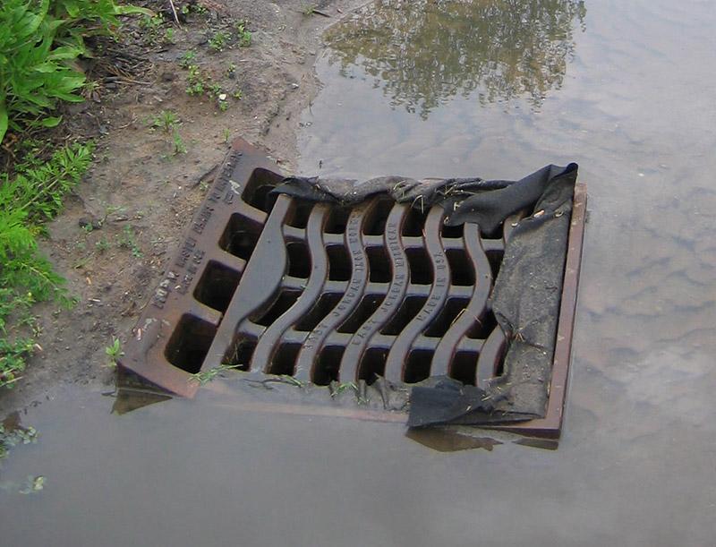 storm water drain filter