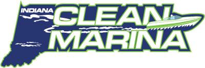 Indiana Clean Marina Logo