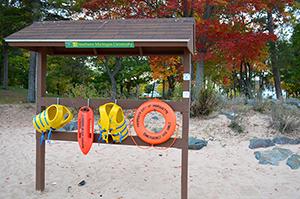 Picnic Rocks, Shiras Park, Marquette, MI