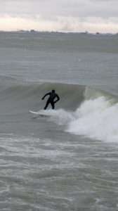 Surfing on the Great Lakes