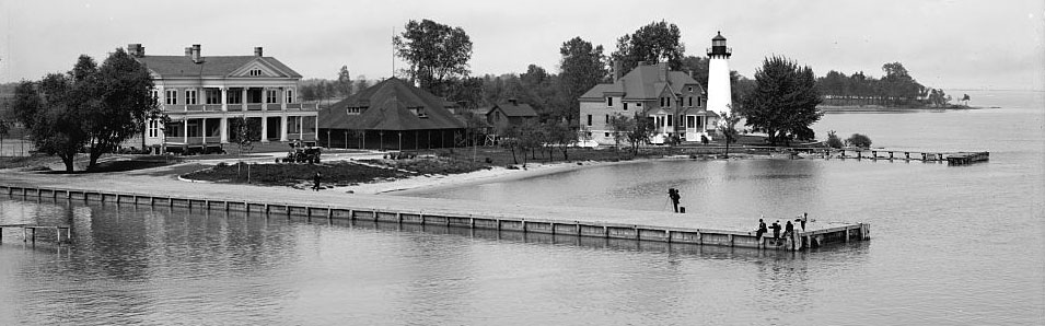 The History of Lake St. Clair