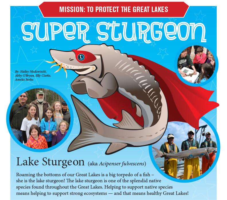 Super Sturgeon