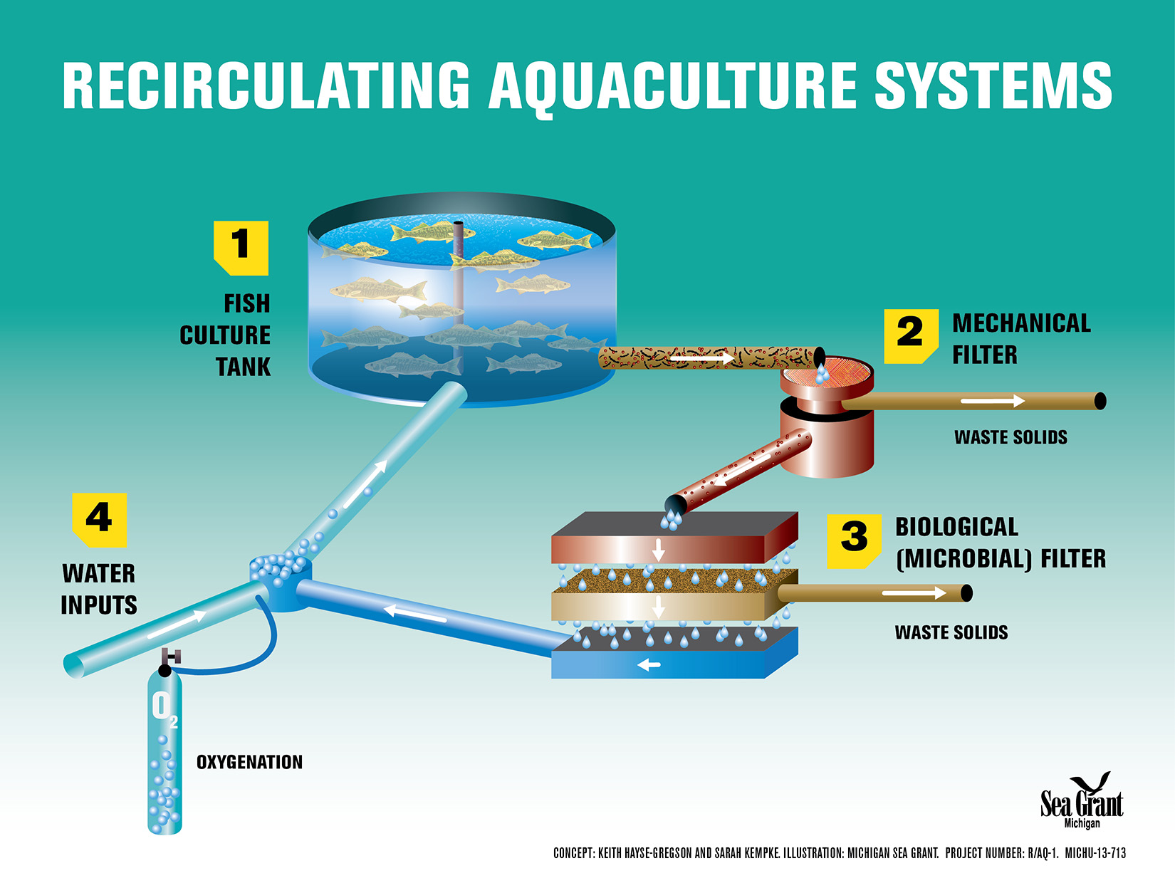 Michigan S Aquaculture Industry Michigan Sea Grant