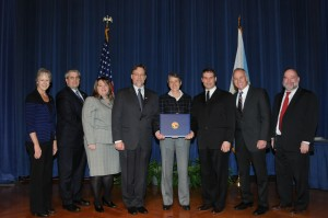 2013 Department of the Interior Partners in Conservation Award C