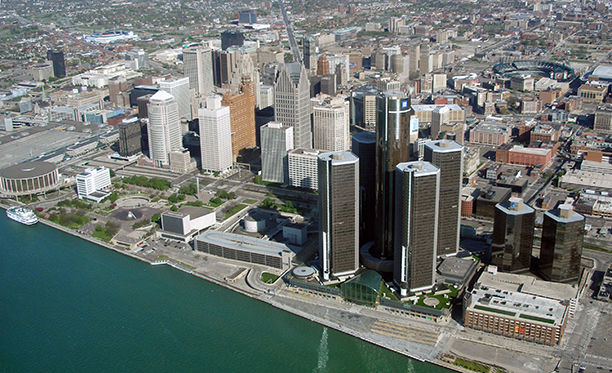 Happy 313th Birthday Detroit!
