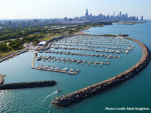 Green Marina Outreach Project Featured by National Sea Grant