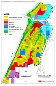 st joseph future land use map