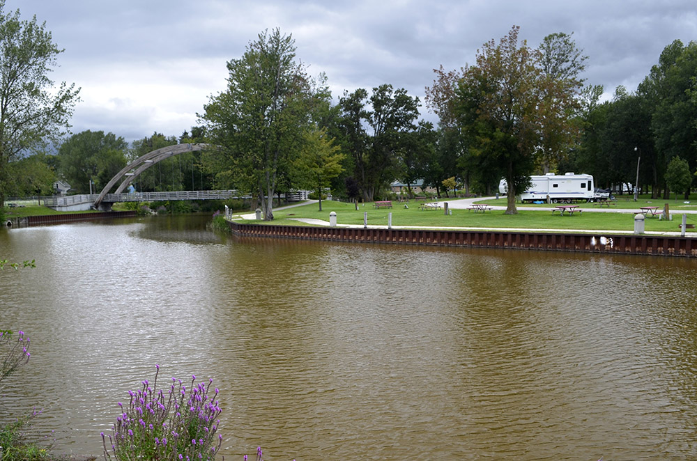 Au Gres Charrette, initial meeting and village region tour