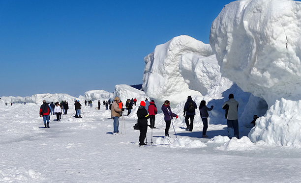 How much ice should we expect to see on the Great Lakes this winter?