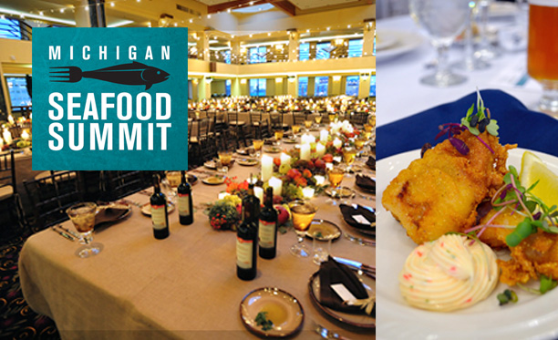 Michigan Seafood Summit highlights aquaculture, commercial fisheries, and local seafood