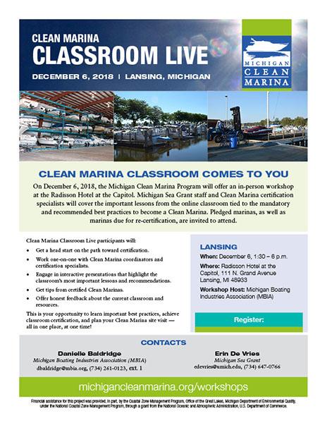 News & Events   Michigan Sea Grant