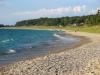 Beach in Charlevoix