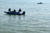 Rec boat fishing