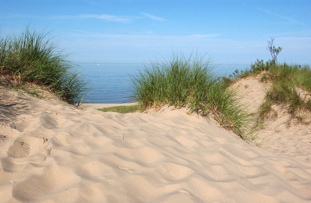 P J Hoffmaster State Park Mi Sleeping Bear Sand Dunes