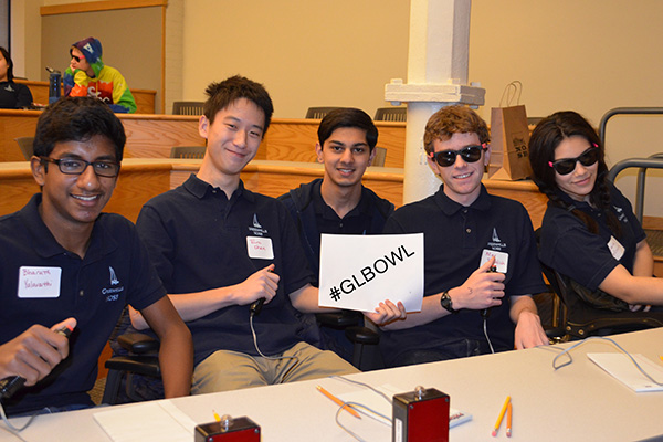 Great Lakes Science Bowl team ready for the competition