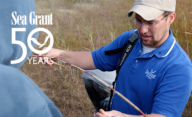 Sea Grant 50th Anniversary: Celebrating the work of our Extension educators