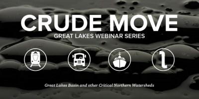 """Crude Move"" webinar series discusses crude oil transport"
