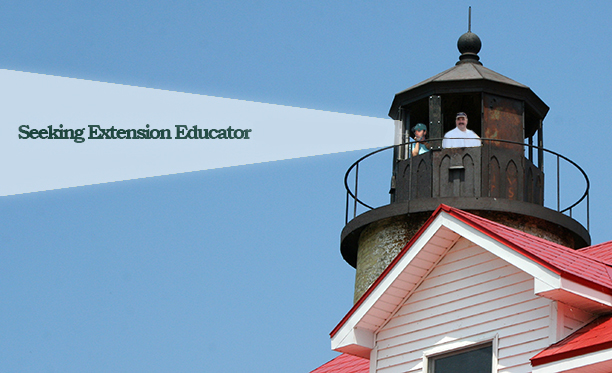 Open position for Sea Grant Educator in Escanaba, MI
