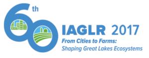 IAGLR 2017 logo