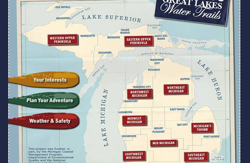 News Release: Great Lakes Water Trails