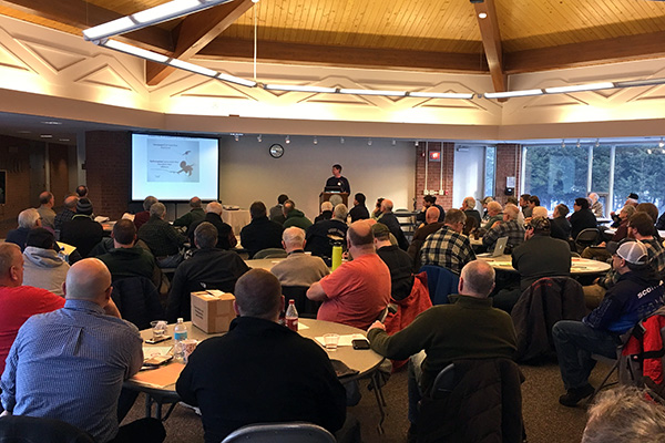 2018 Fishery Workshops