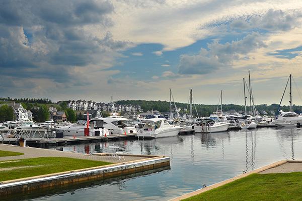 Michigan Clean Marina