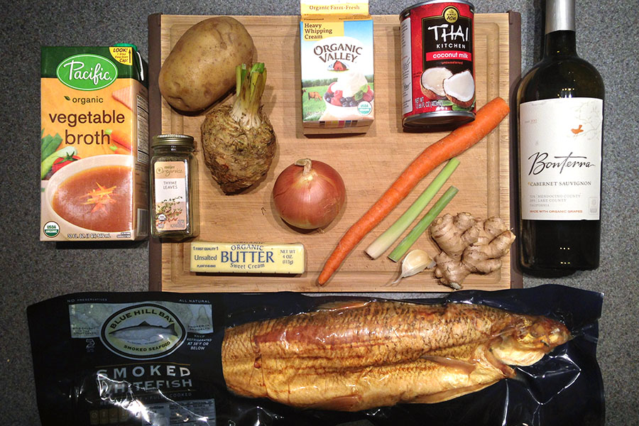 freshwater feasts whitefish bisque ingredients