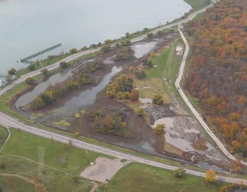 Habitat restoration projects in Southeast Michigan preserve, restore 150 acres in 2018