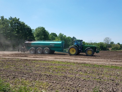 Webinar: Michigan EnviroImpact Tool Nutrient Application Planning