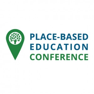 Place-based education conference logo
