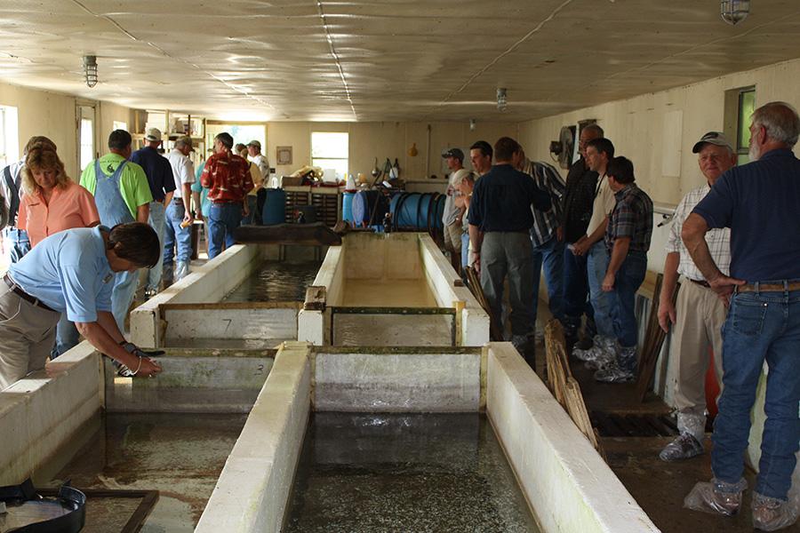 AIS HACCP and Aquaculture Biosecurity Workshop