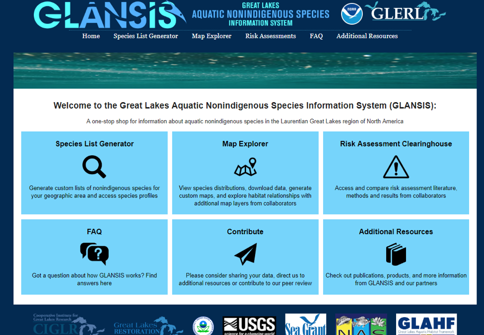 Stakeholder engagement inspires a new design for GLANSIS database