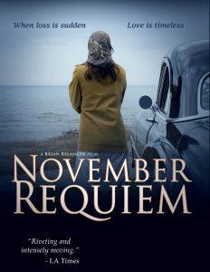 Poster for November Requiem documentary