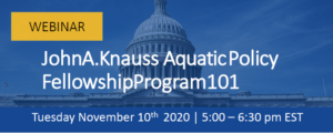 knauss flyer header image with DC capitol