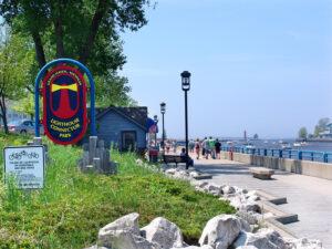 Grand Haven boardwalk