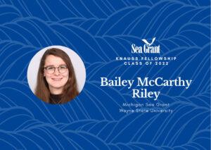 Baily McCarthy Riley fellowship card