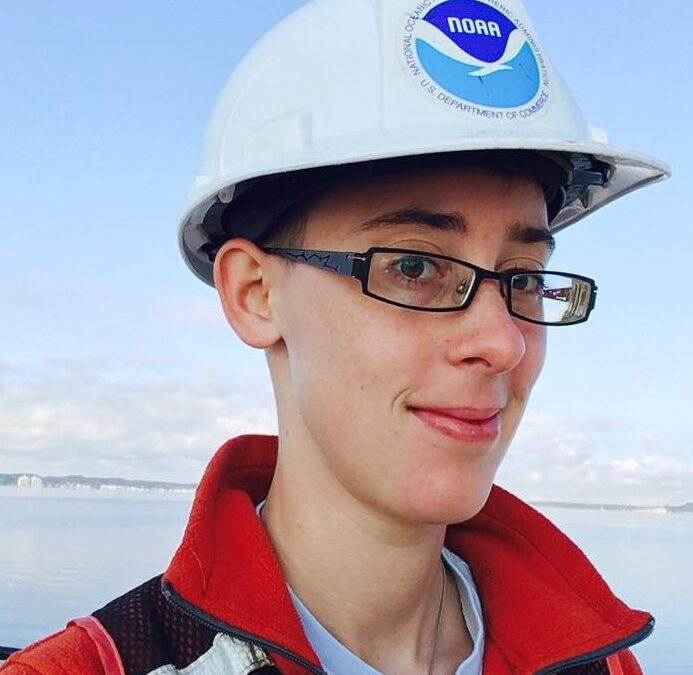 This Is What A Great Lakes Scientist Looks Like: El Lower